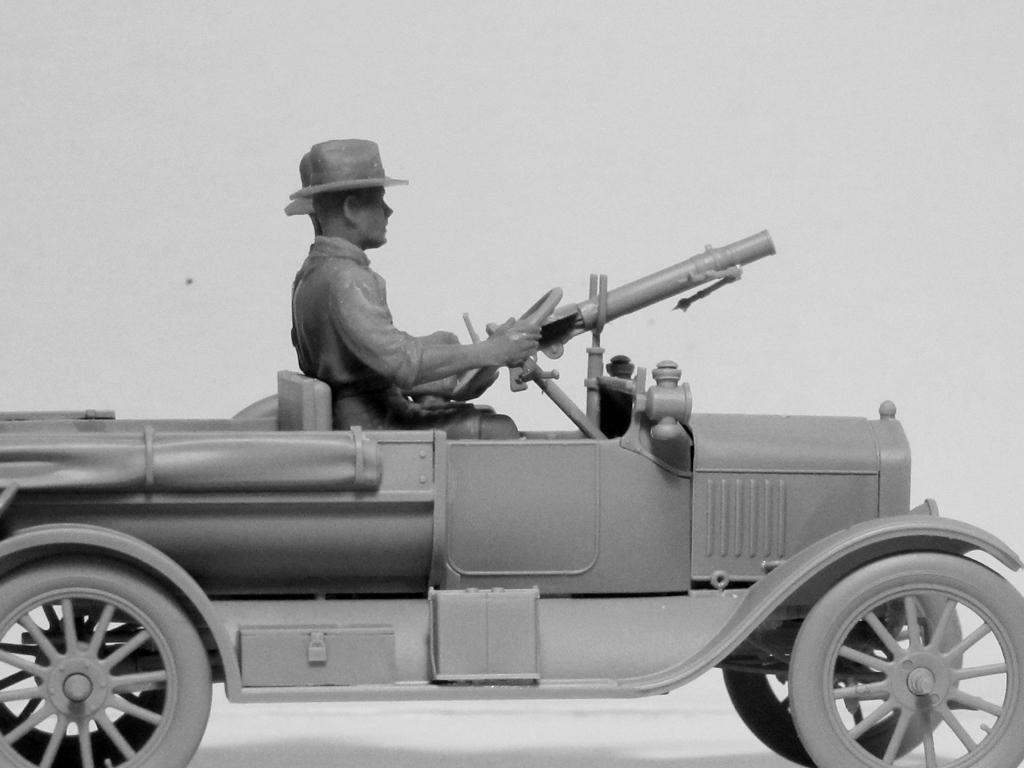 Conductores ANZAC 1917-1918 (Vista 6)