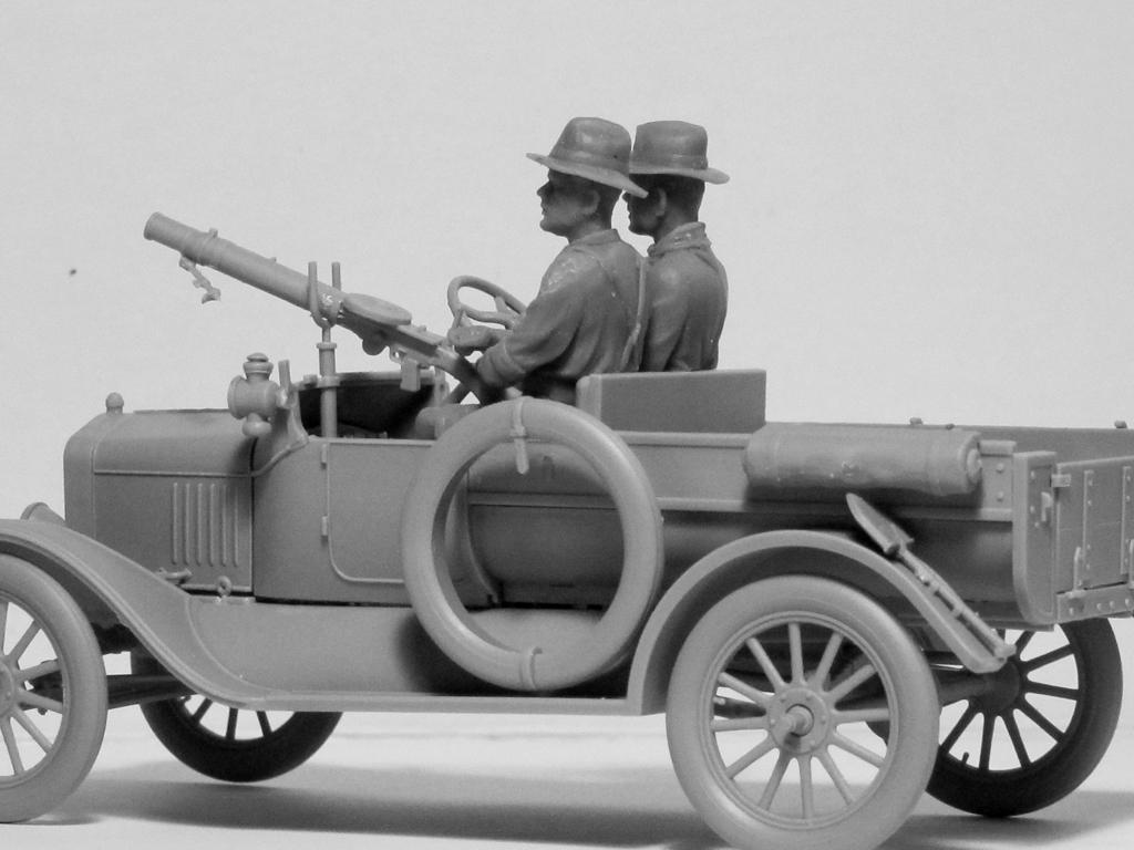 Conductores ANZAC 1917-1918 (Vista 7)