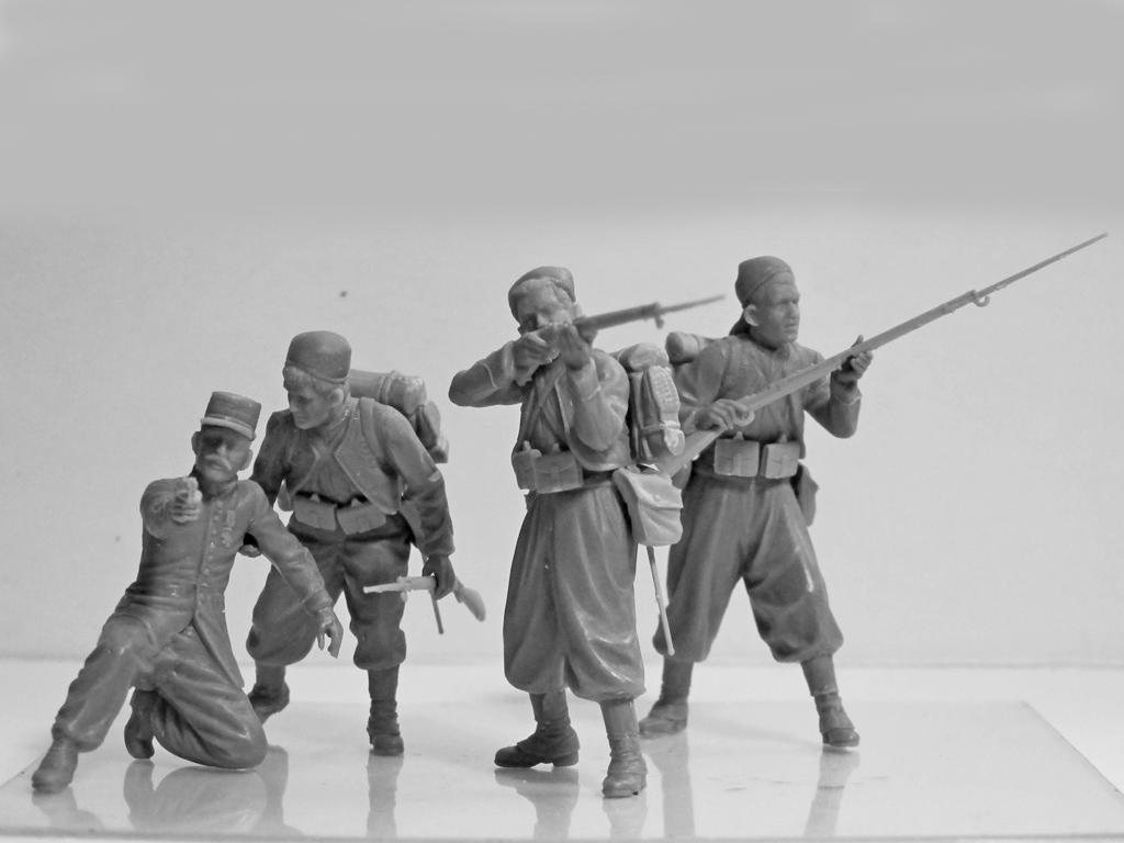 Zouaves Francéses 1914 (Vista 6)