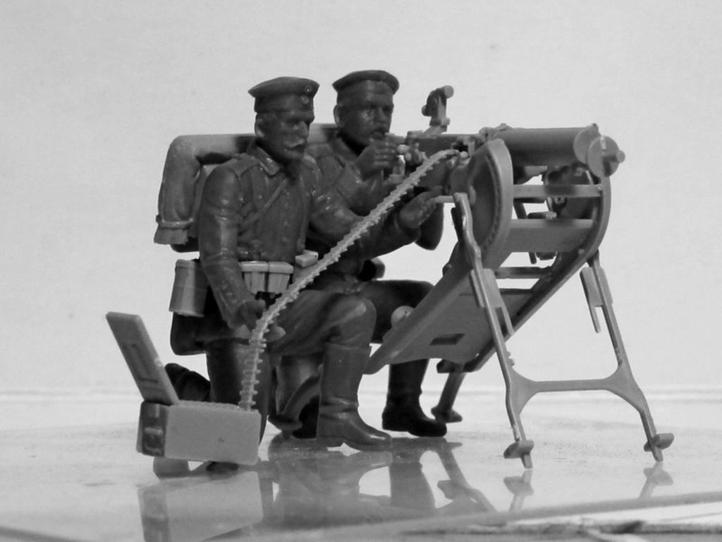 German MG08 MG Team (Vista 3)