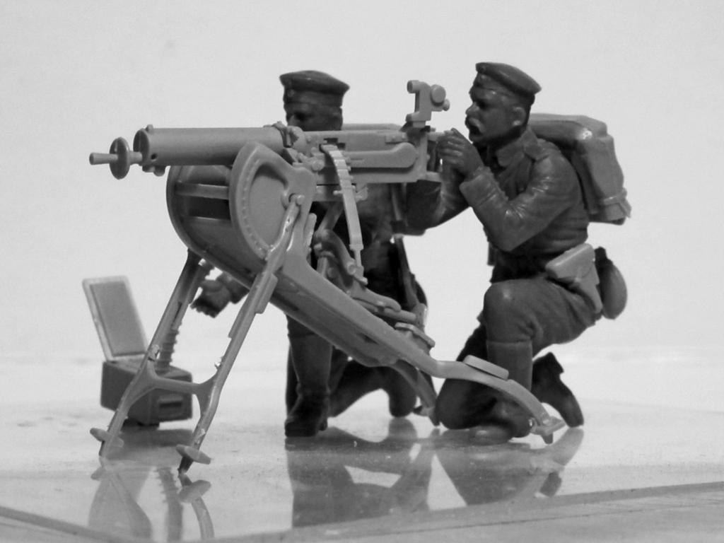 German MG08 MG Team (Vista 5)