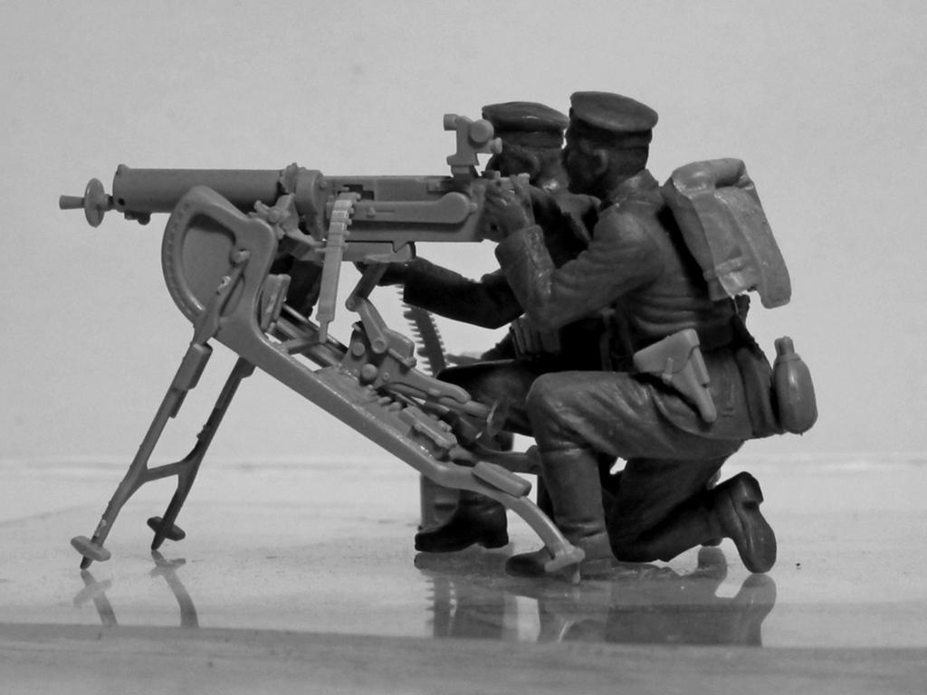 German MG08 MG Team (Vista 6)