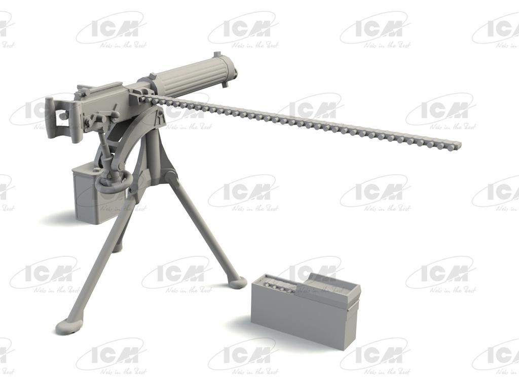 British Vickers Machine Gun (Vista 2)