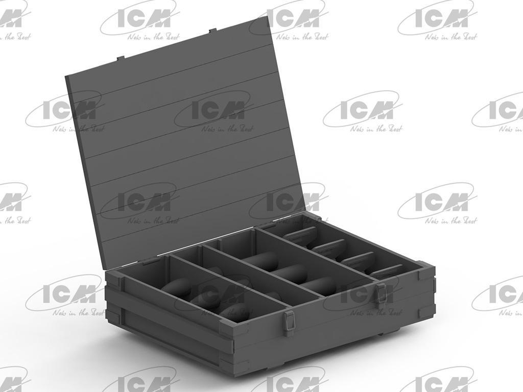 RS-132 Cajas municion (Vista 2)