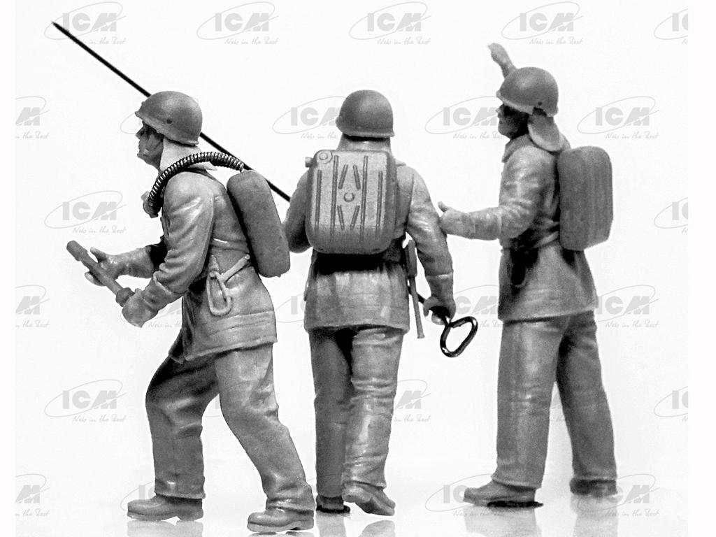 Chernóbil 2. Bomberos (Vista 7)