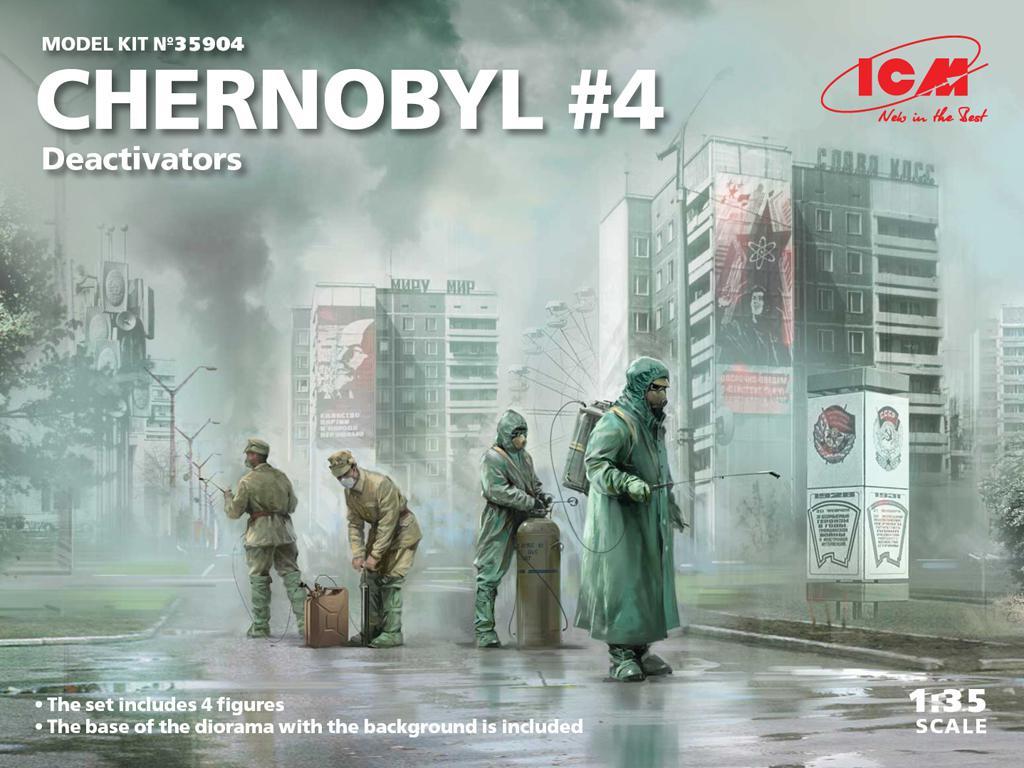 Chernobyl 4. Deactivators (Vista 1)