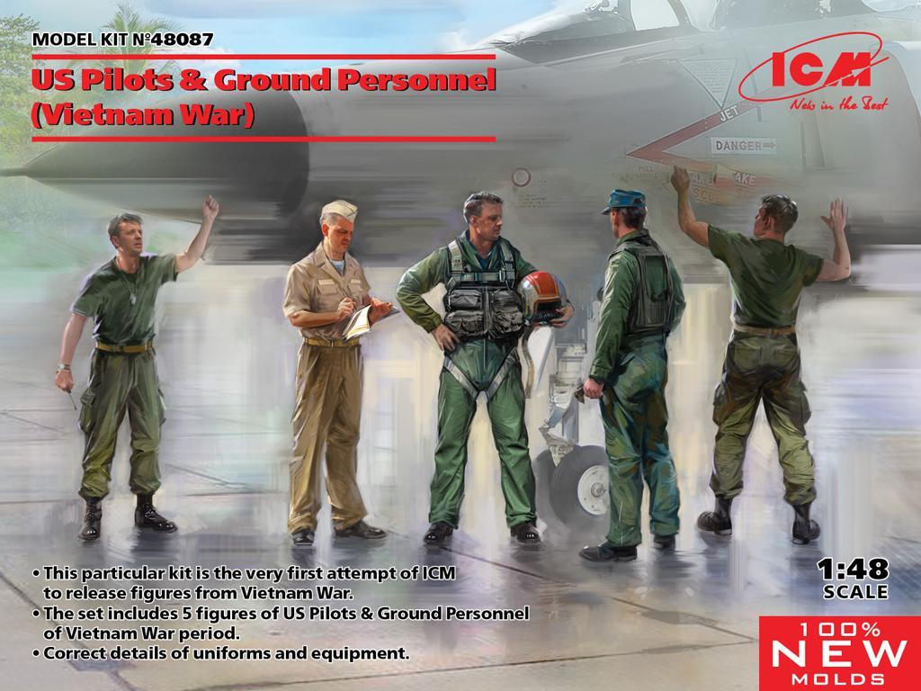 US Pilots & Ground Personnel (Vista 1)