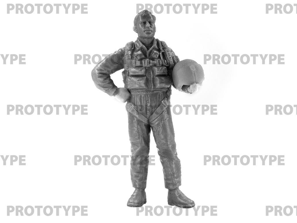 US Pilots & Ground Personnel (Vista 3)