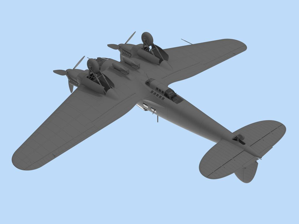 He 111H-6 North Africa (Vista 2)