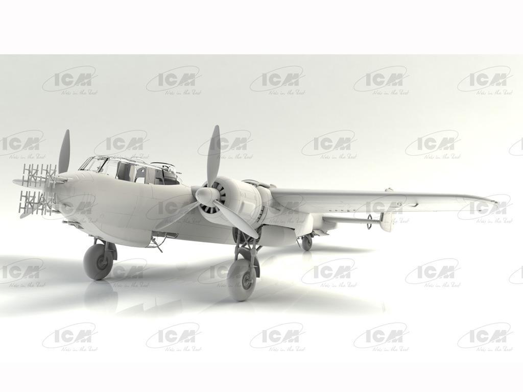 Do 217J-1/2,  German Night Fighter (Vista 4)