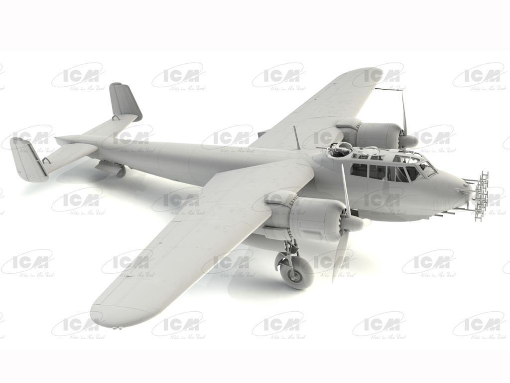 Do 217J-1/2,  German Night Fighter (Vista 6)