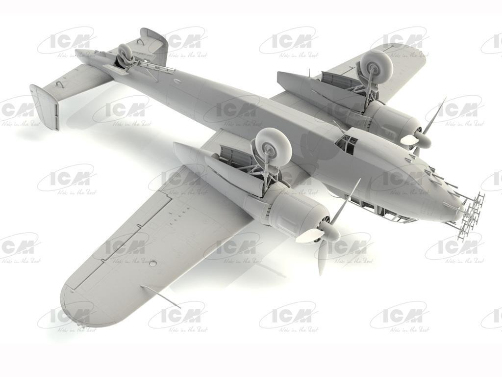 Do 217J-1/2,  German Night Fighter (Vista 8)