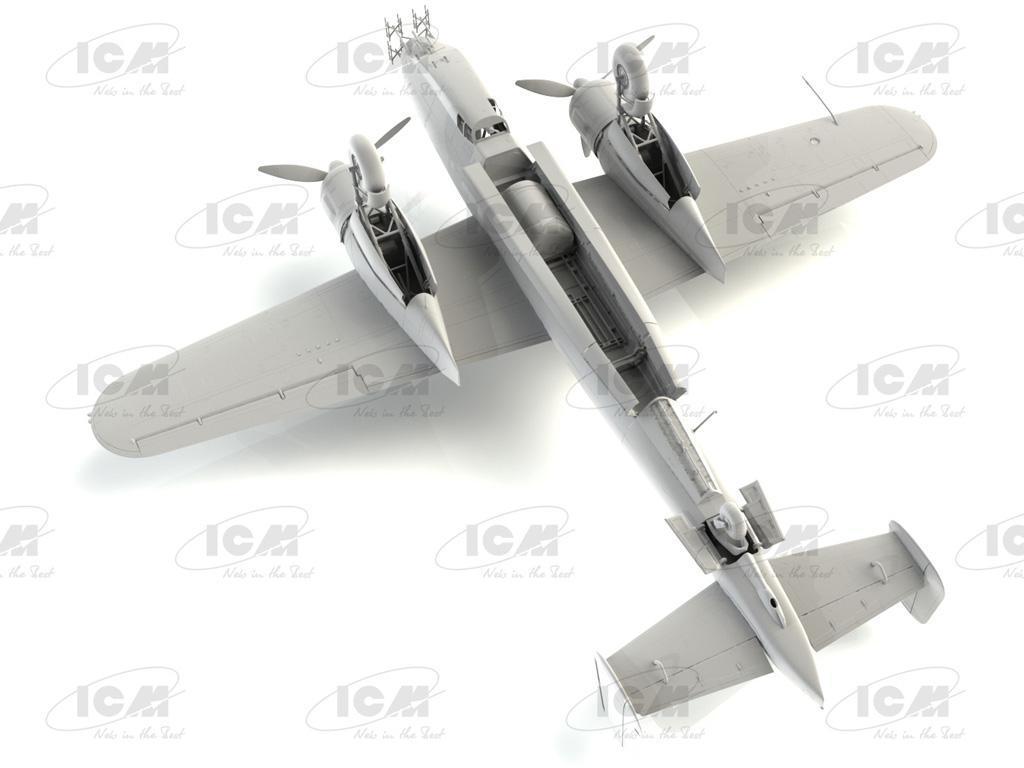 Do 217J-1/2,  German Night Fighter (Vista 9)