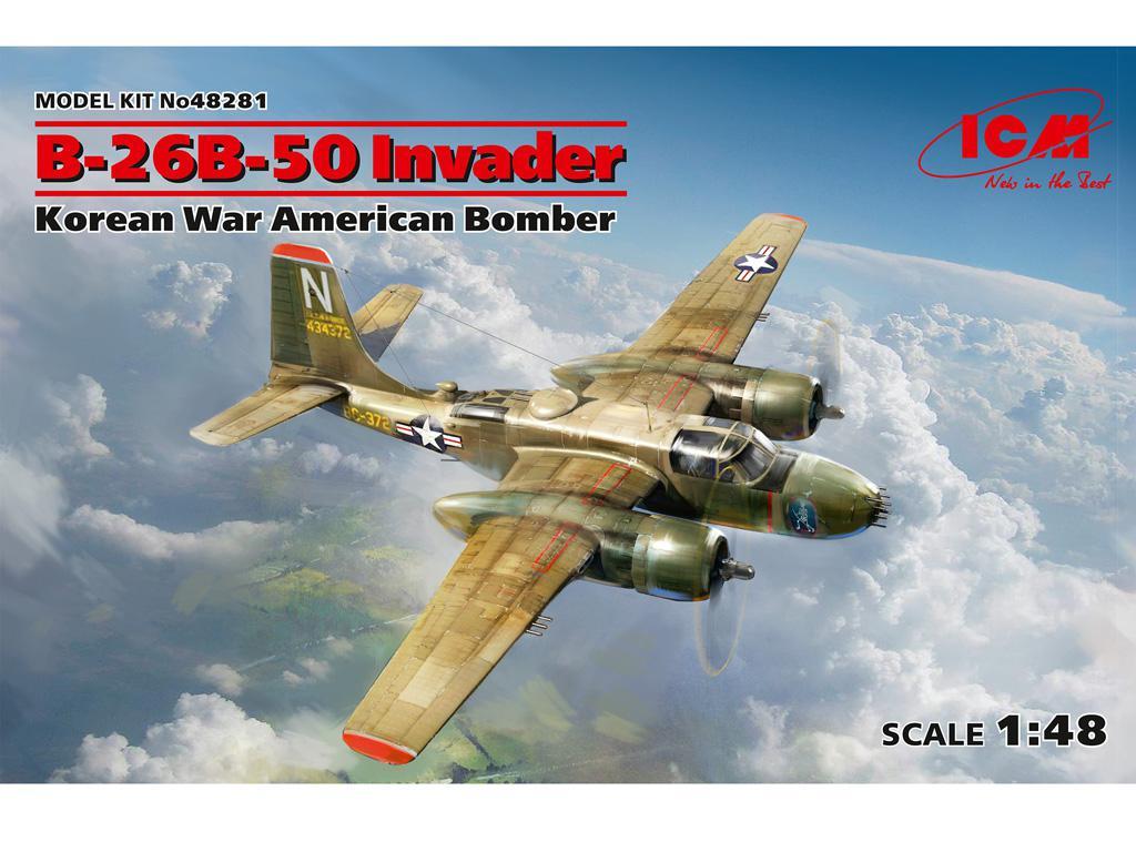 B-26B-50 Invader (Vista 1)