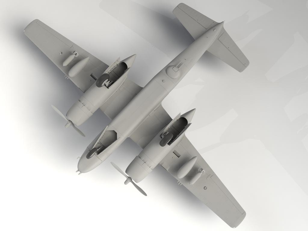 B-26B-50 Invader (Vista 10)