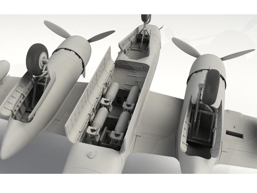 B-26B-50 Invader (Vista 12)