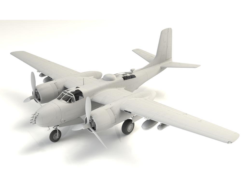 B-26B-50 Invader (Vista 13)