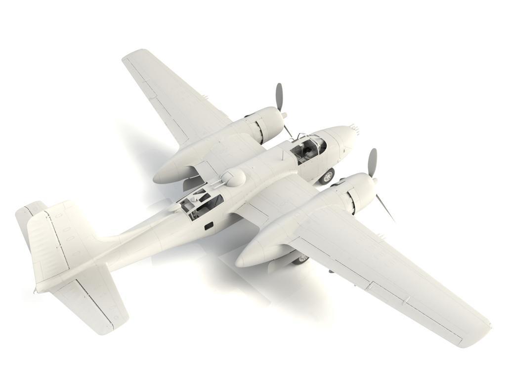 B-26B-50 Invader (Vista 2)