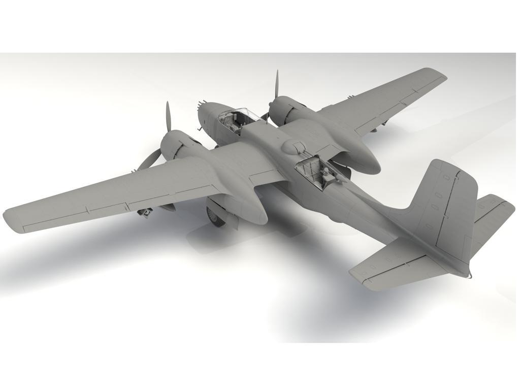 B-26B-50 Invader (Vista 4)