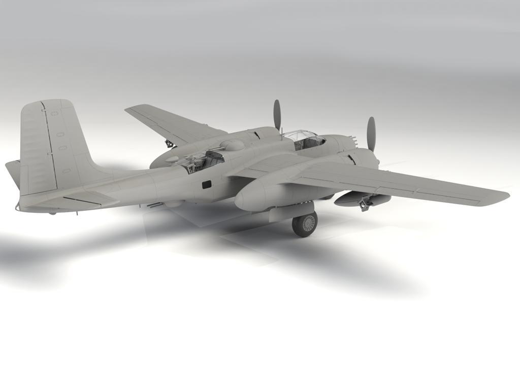B-26B-50 Invader (Vista 5)