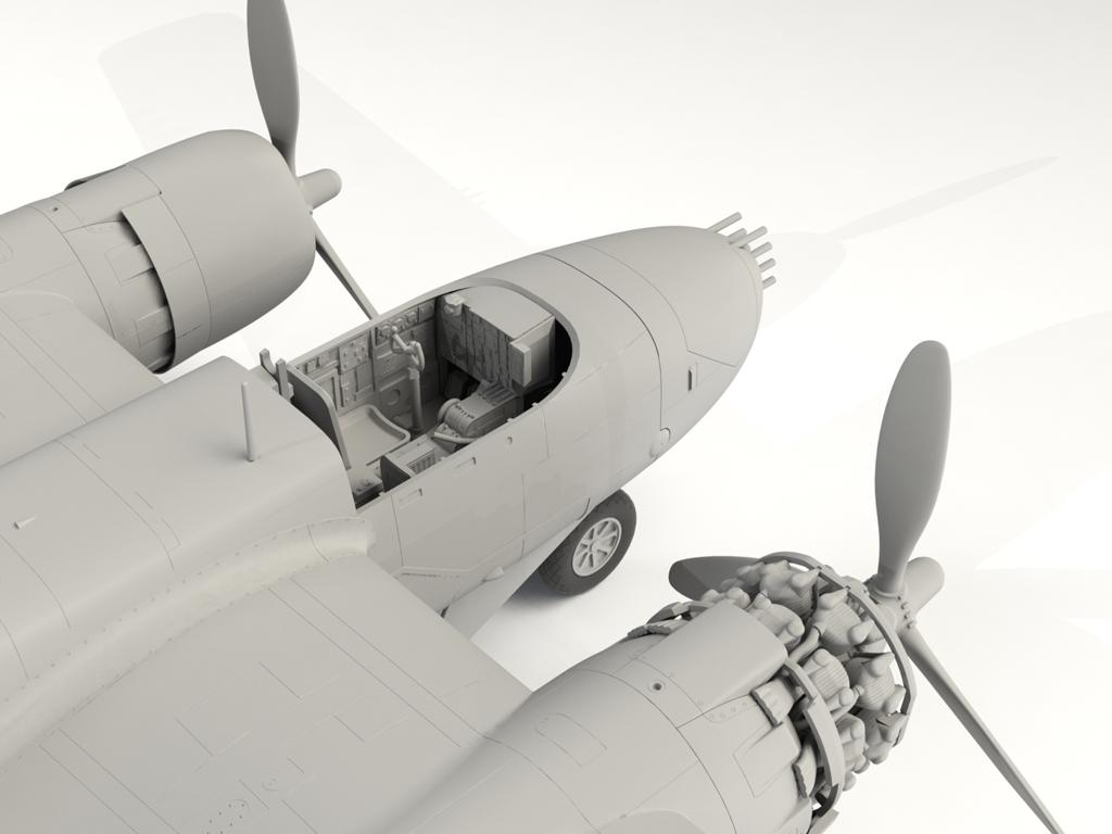 B-26B-50 Invader (Vista 7)