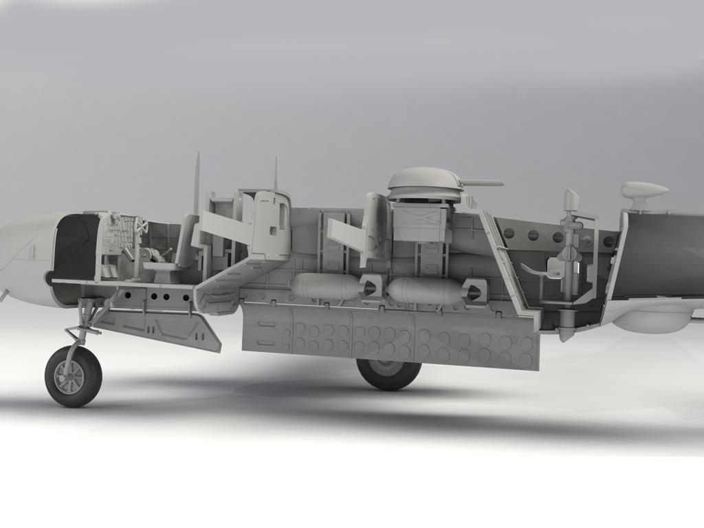 B-26B-50 Invader (Vista 9)