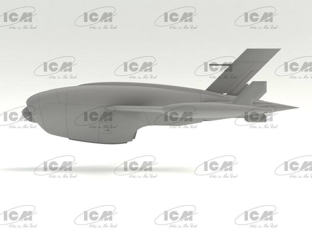 KDA-1 (Q-2A) Firebee with trailer (Vista 6)