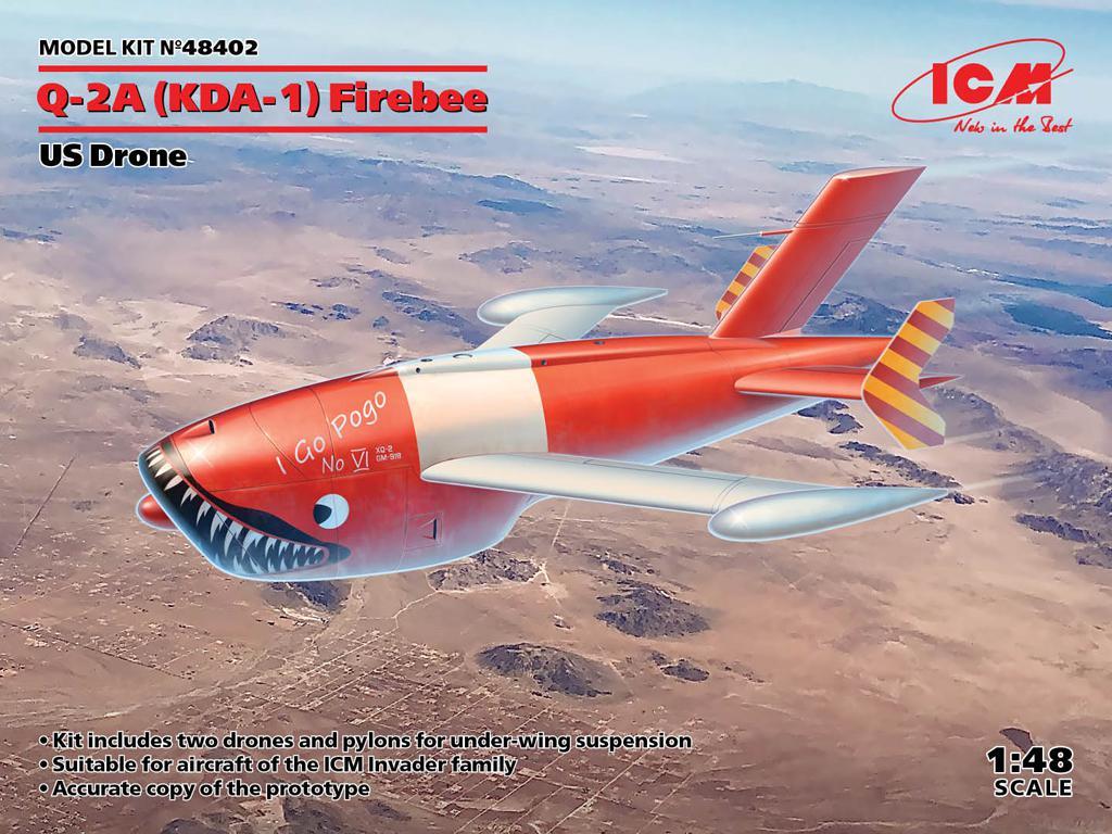 Q-2A (KDA-1) Firebee (Vista 1)