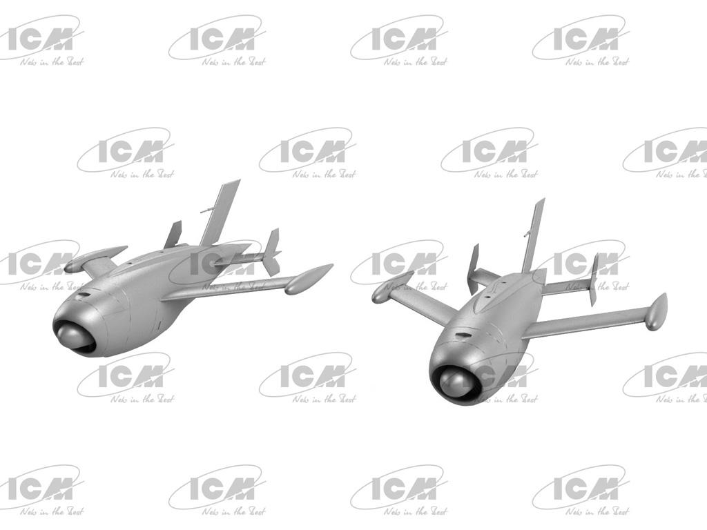 Q-2A (KDA-1) Firebee (Vista 3)