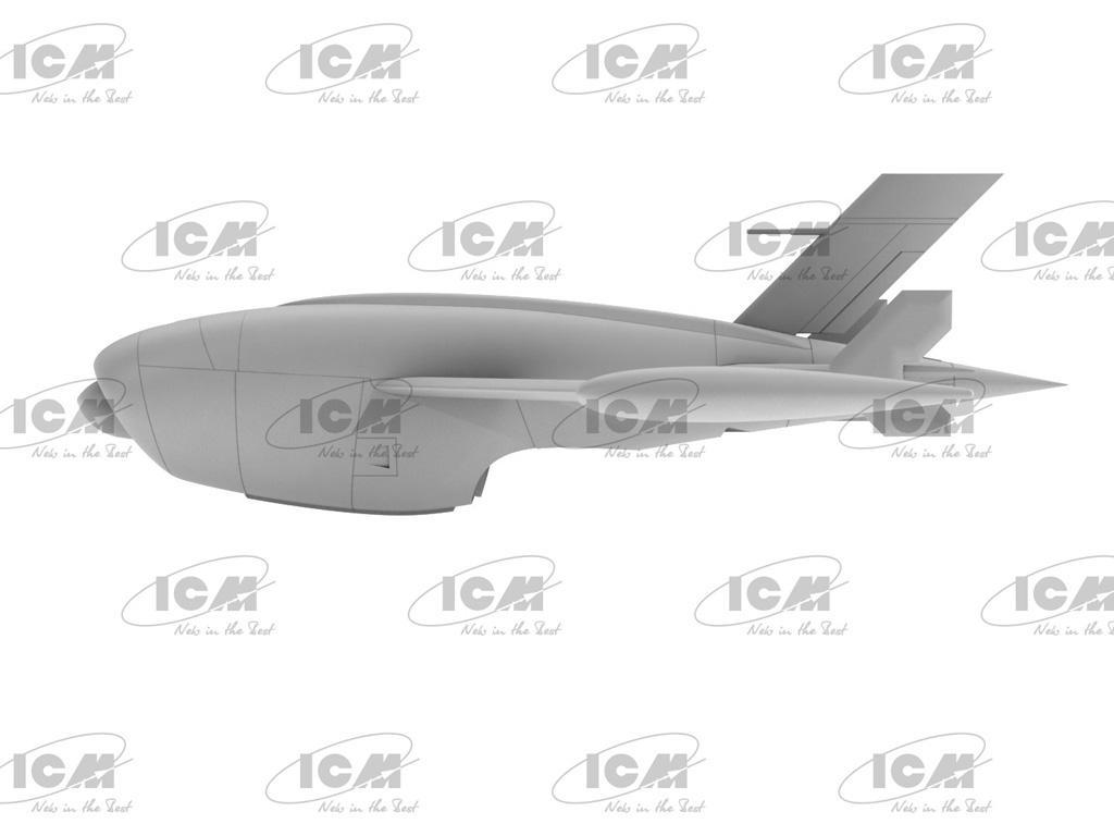 Q-2A (KDA-1) Firebee (Vista 4)