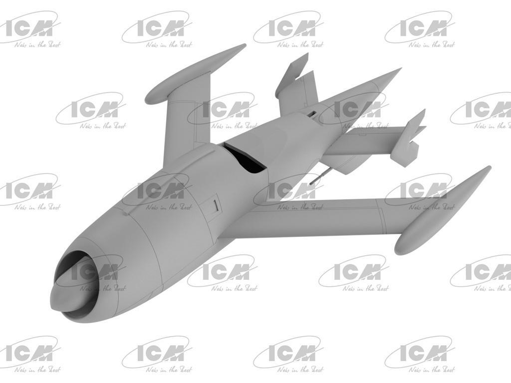 Q-2A (KDA-1) Firebee (Vista 5)