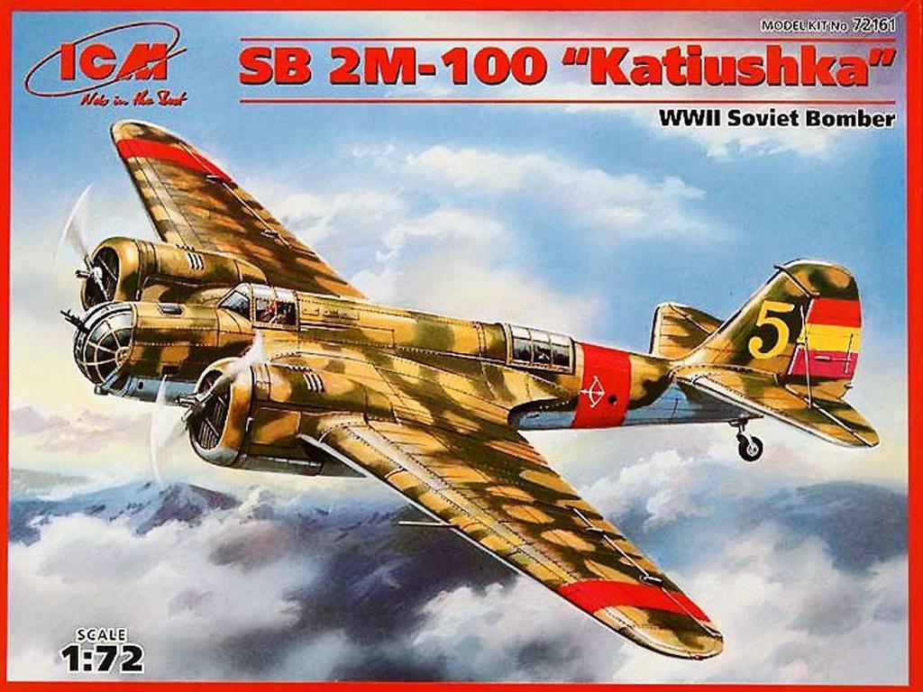 SB-2M-100 Katiushka (Vista 1)