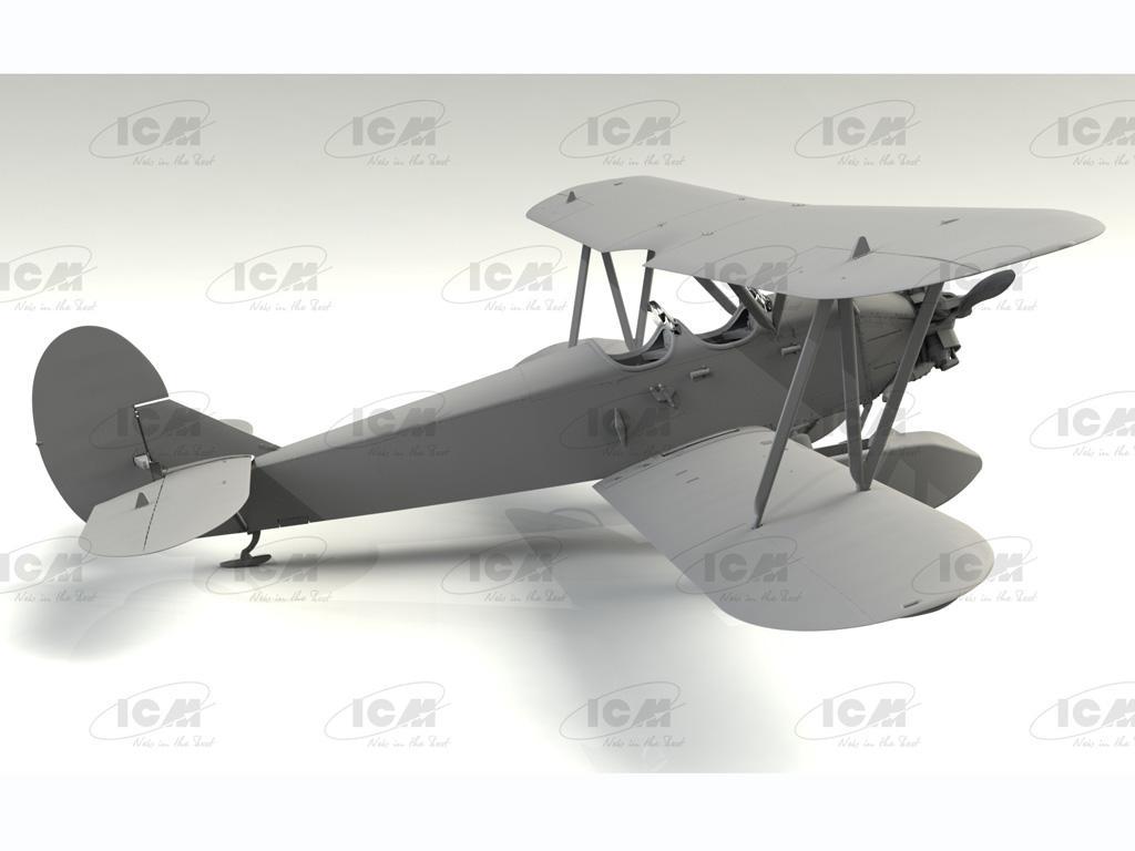 U-2/Po-2, WWII Soviet Multi-Purpose Aircraft (Vista 2)