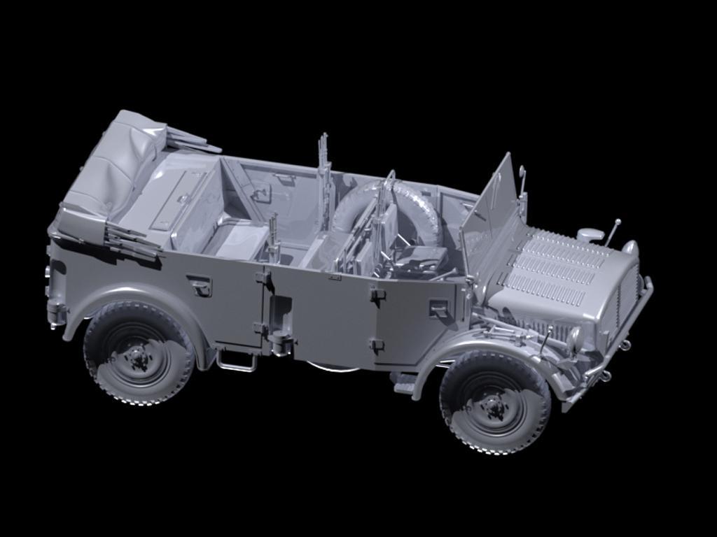 Coches todoterreno Wehrmacht (Vista 2)