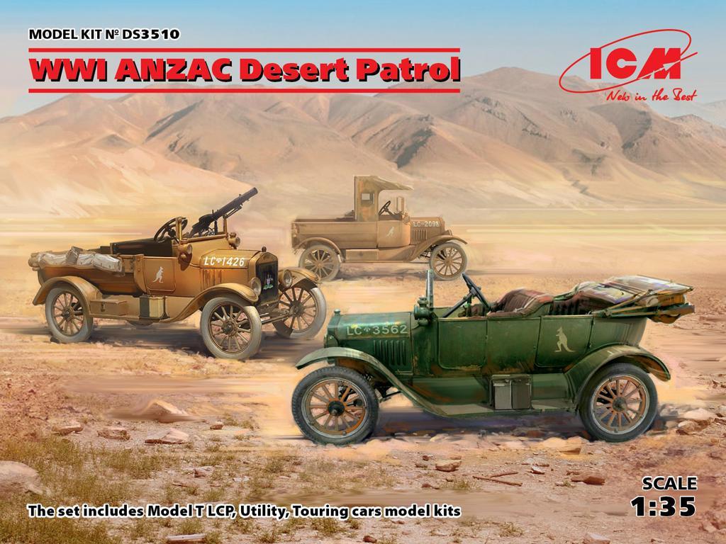 ANZAC Desert Patrol (Vista 1)