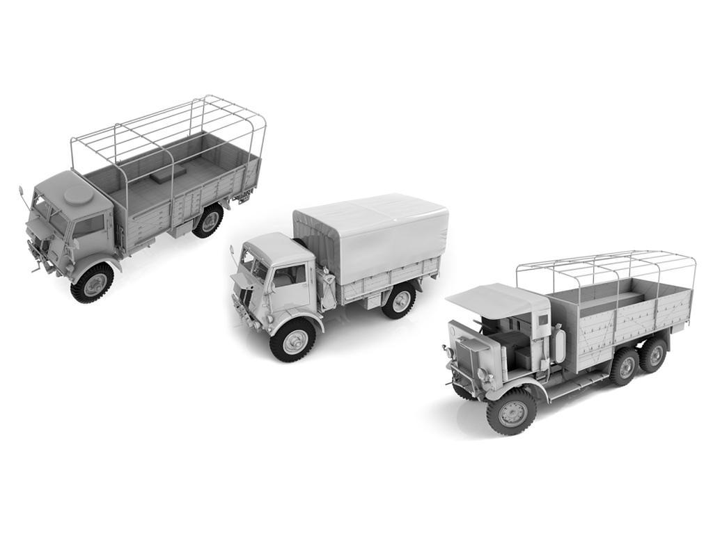 Camiones Británicos (Vista 2)