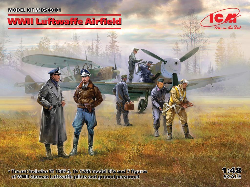 Luftwaffe Airfield (Vista 1)