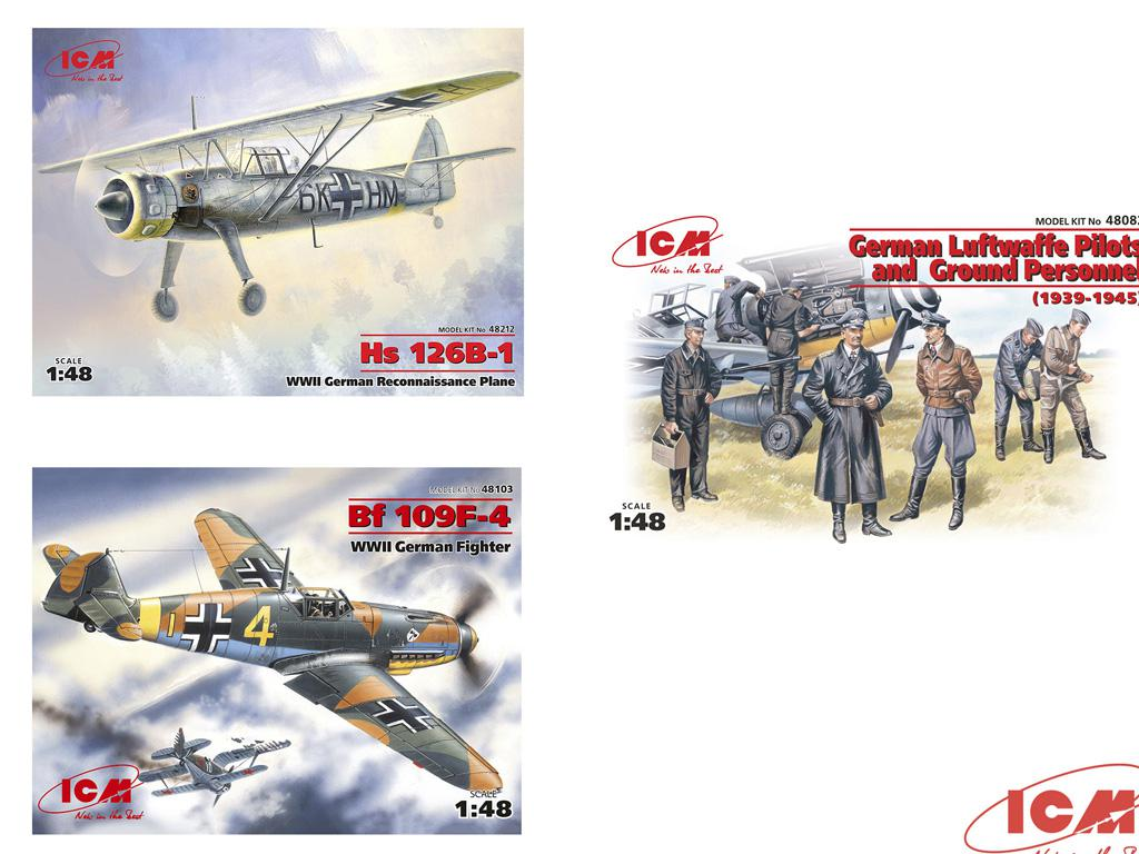 Luftwaffe Airfield (Vista 3)