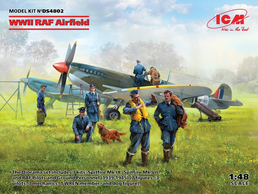 Pilotos RAF (Vista 1)