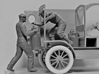 Cargadores de Gasolina Americanos 1910 (Vista 7)