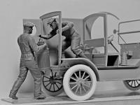 Cargadores de Gasolina Americanos 1910 (Vista 9)