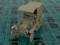 Entrega de gasolina, modelo T 1912  (Vista 12)