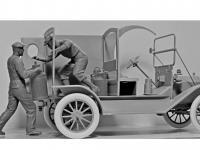 Entrega de gasolina, modelo T 1912  (Vista 16)