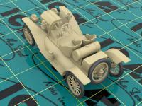 Modelo T 1913 Speedster con conductores (Vista 8)
