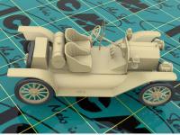 Modelo T 1913 Speedster con conductores (Vista 9)