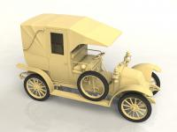 Tipo AG 1910 Paris Taxi (Vista 8)