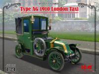 Type AG 1910 London Taxi (Vista 6)