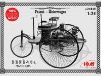Benz Patent-Motorwagen 1886 (Vista 7)