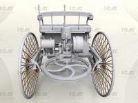 Benz Patent-Motorwagen 1886 (Vista 9)