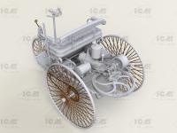 Benz Patent-Motorwagen 1886 (Vista 10)